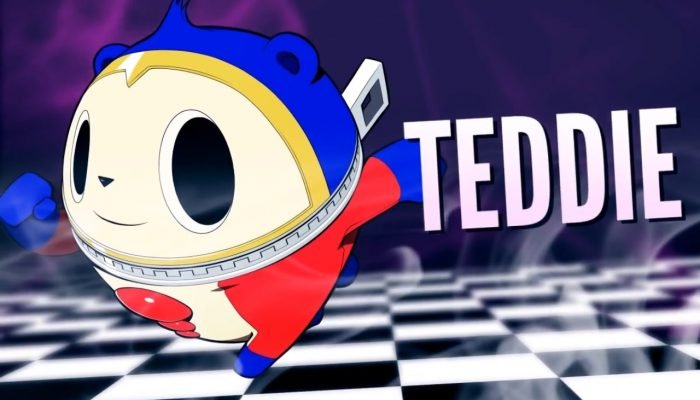 Persona Q: Shadow of the Labyrinth – Teddie Trailer