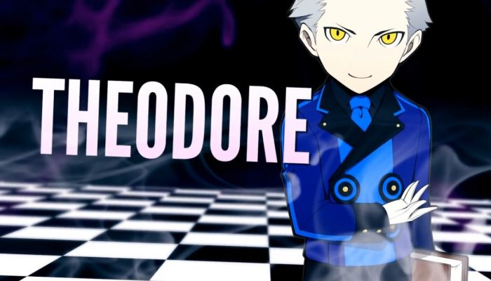 Persona Q: Shadow of the Labyrinth – Theodore Trailer