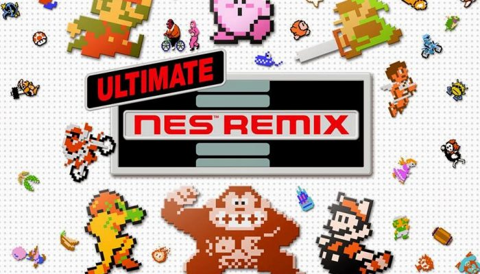 NoE: 'Rapid-fire retro challenges galore in Ultimate NES Remix – coming 7th November to Nintendo 3DS'