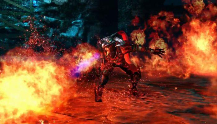 Hyrule Warriors – Japanese Playable Volga Trailer