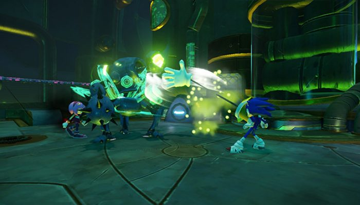 Sonic Boom: Rise of Lyric – New Screenshots from the Sonic Toon Website