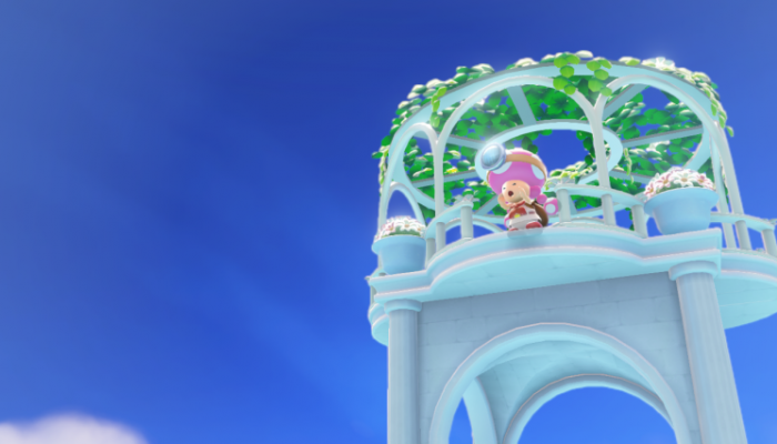 NoA: 'Captain Toad And Toadette Are Ready For Adventure In Captain Toad: Treasure Tracker'