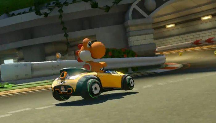 Mario Kart 8 – DLC: GCN Yoshi Circuit Trailer