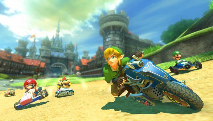 Mario Kart 8 – DLC Pack 1 Screenshots