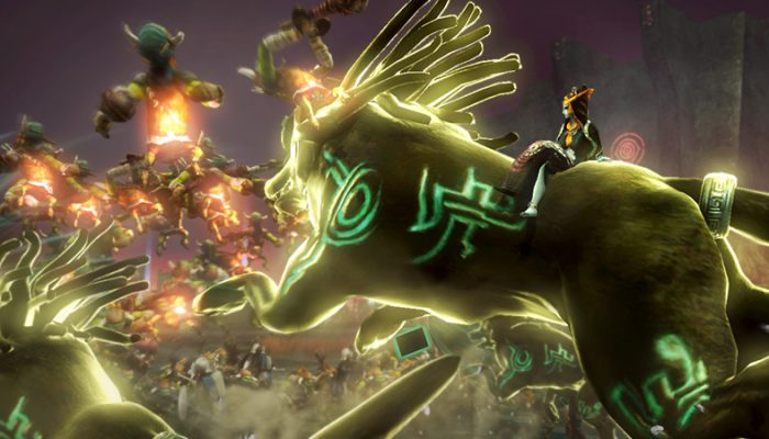 Hyrule Warriors – Japanese Twilight Princess DLC Screenshots