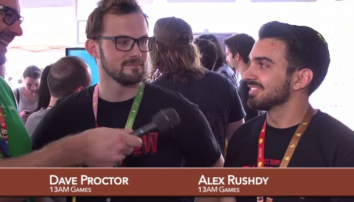 Runbow – IndieCade Developer Interview