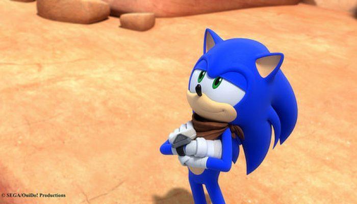 SEGA: 'Sonic Boom November!'