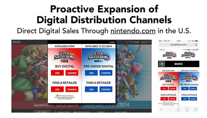 Nintendo Q2 FY3/2015 Corporate Management Policy Briefing, Part 12: Digital Business in the U.S.
