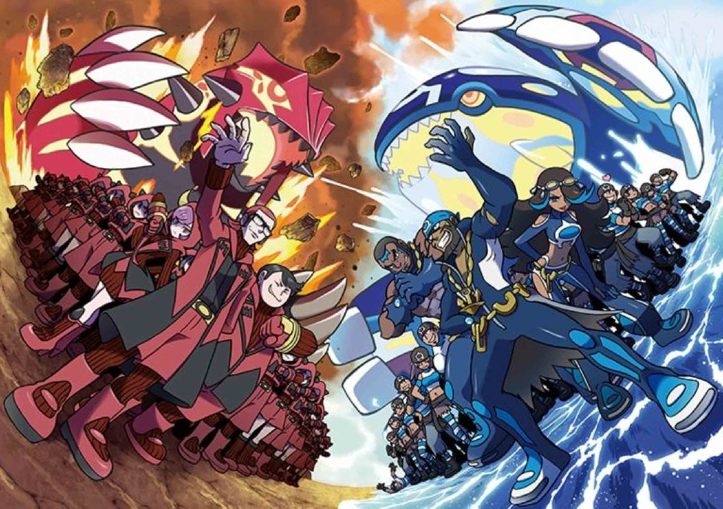 Media Create Top 50 Pokémon Omega Ruby Alpha Sapphire