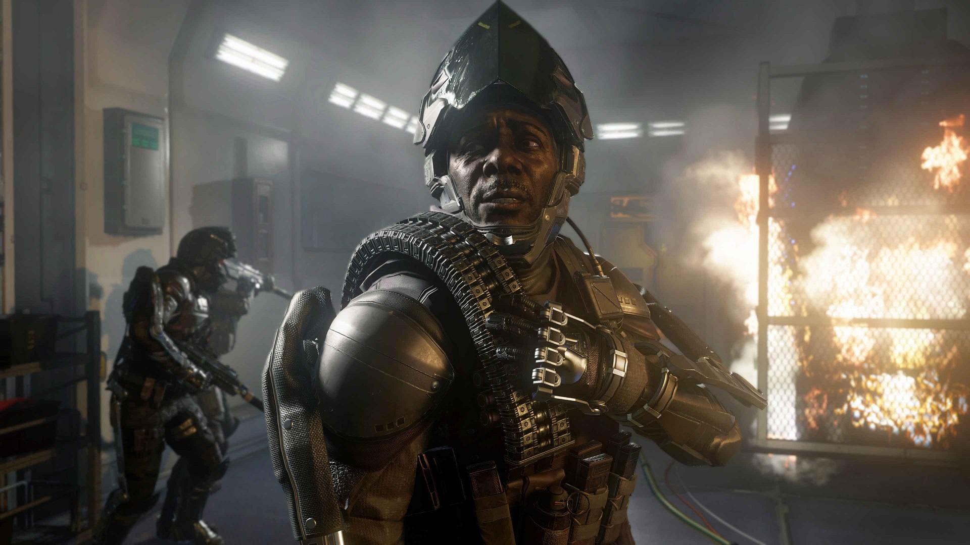 Media Create Top 50 Call of Duty Advanced Warfare