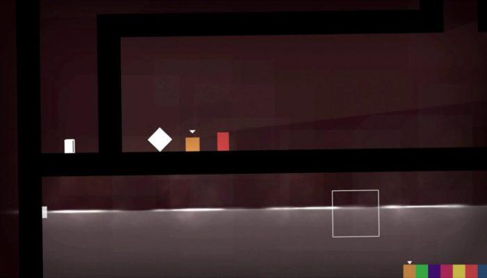 Thomas Was Alone – Nintendo eShop Trailer