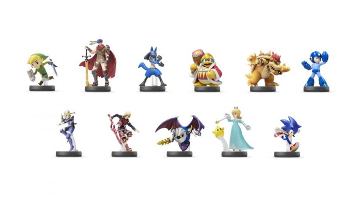 amiibo – February Figures Overview Trailer