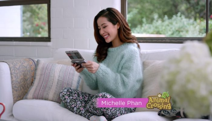 Animal Crossing: New Leaf – Michelle Phan Plays Commercial