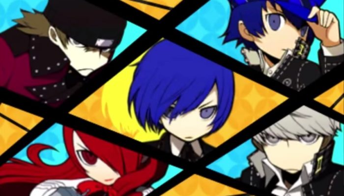 Persona Q: Shadow of the Labyrinth – System and Battle Trailers