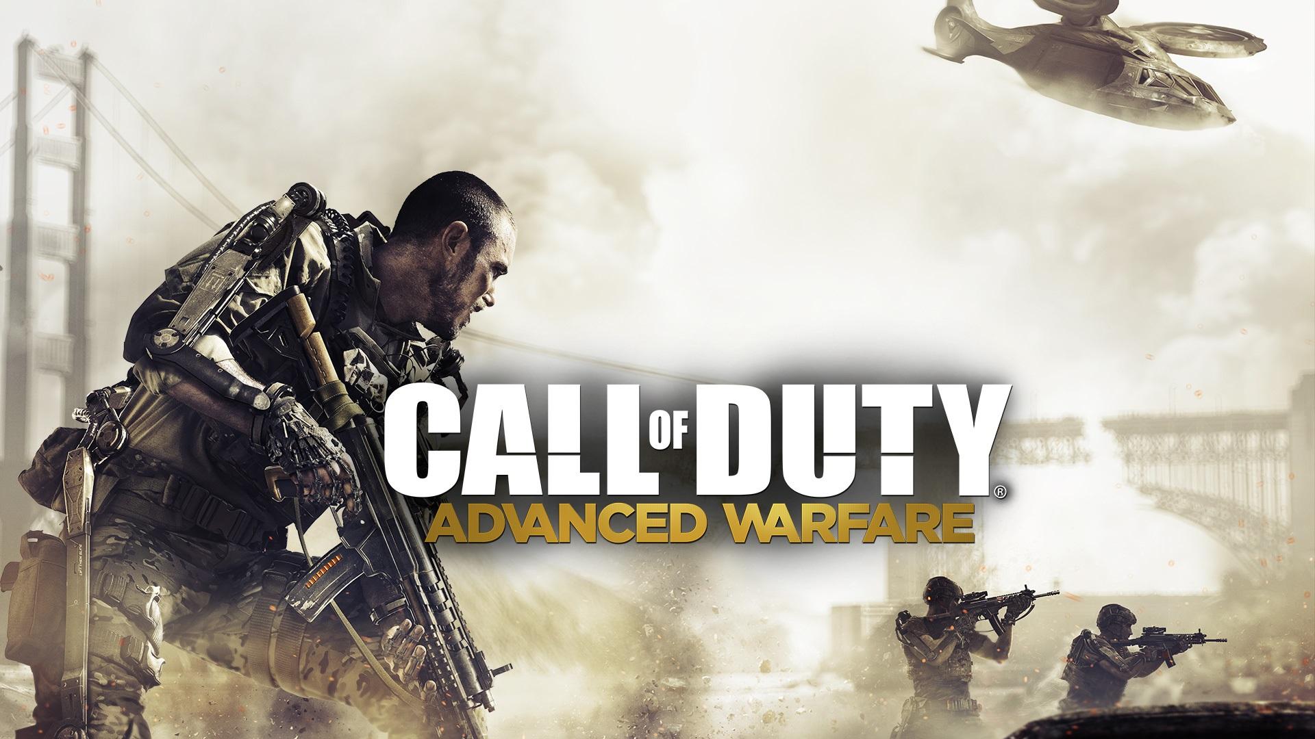 Media Create Top 20 Call of Duty Advanced Warfare