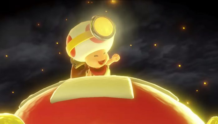 Captain Toad: Treasure Tracker – TV Commercial