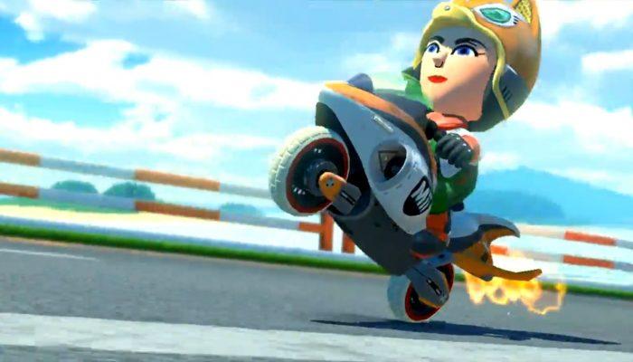 Mario Kart 8 – amiibo Trailer