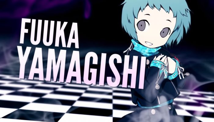 Persona Q: Shadow of the Labyrinth – Fuuka Trailer