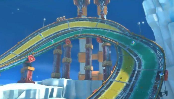 Mario Kart 8 – Bande-annonce Pack DLC 1