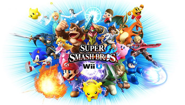 NoA: 'Avoid The Rush: Consumers Can Now Pre-Load Super Smash Bros. For Wii U'
