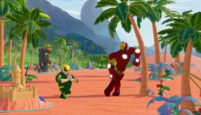Disney Infinity 2.0 – IN Moments: Iron Man and Iron Fist Commercial