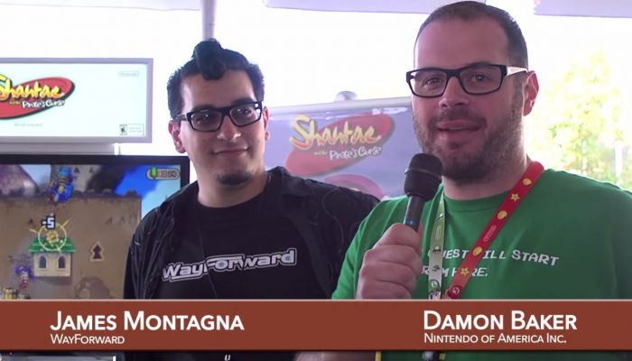 Shantae and the Pirate's Curse – IndieCade Developer Interview