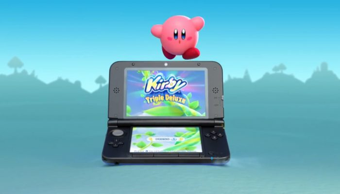Kirby: Triple Deluxe – Play Nintendo Commercial