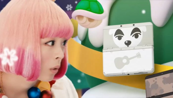 New Nintendo 3DS – Japanese Software Lineup Commercial