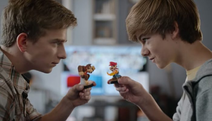 amiibo – amiibo Power TV Commercial