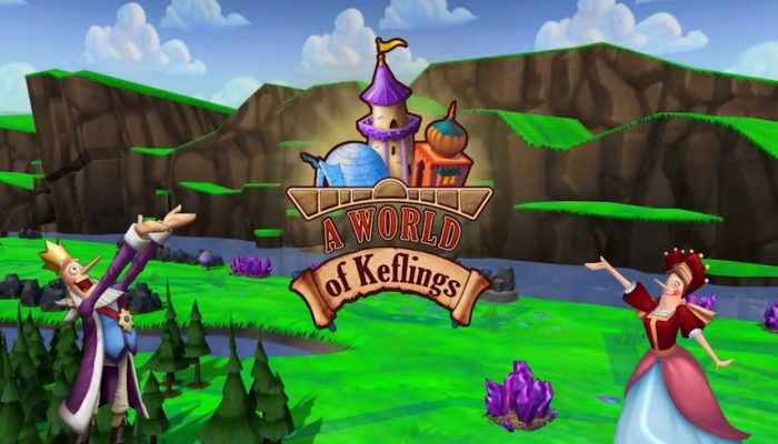 A World of Keflings – Launch Trailer