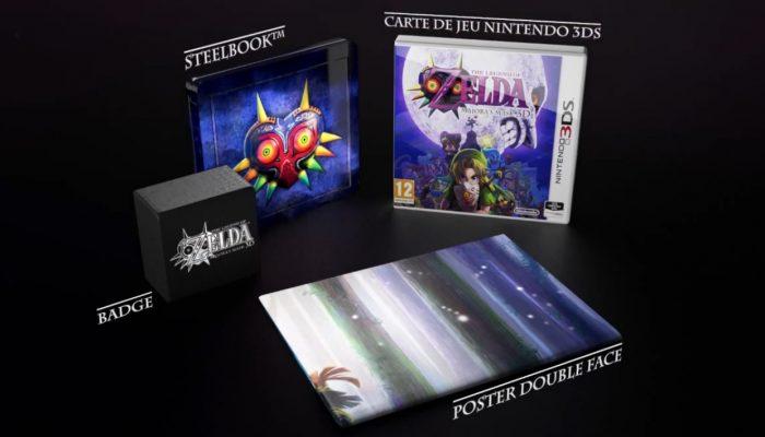 The Legend of Zelda : Majora's Mask 3D – Bande-annonce Édition spéciale