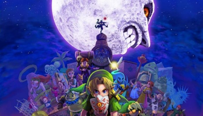 NoA: 'The Legend Of Zelda: Majora's Mask 3D Descends On Nintendo 3DS In 2015'