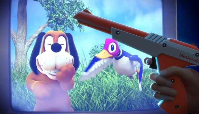 Super Smash Bros. – One Dog, One Bird, One Zapper Trailer