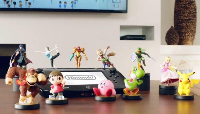 Super Smash Bros. for Wii U – Publicité 8 joueurs
