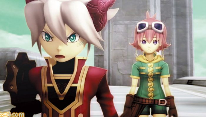 A Preview of Rodea via Gematsu: 'First look at Rodea the Sky Soldier on Wii U'