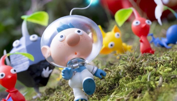 NoE: 'Take command of curious creatures in the Pikmin 3 demo, out now in Nintendo eShop on Wii U'