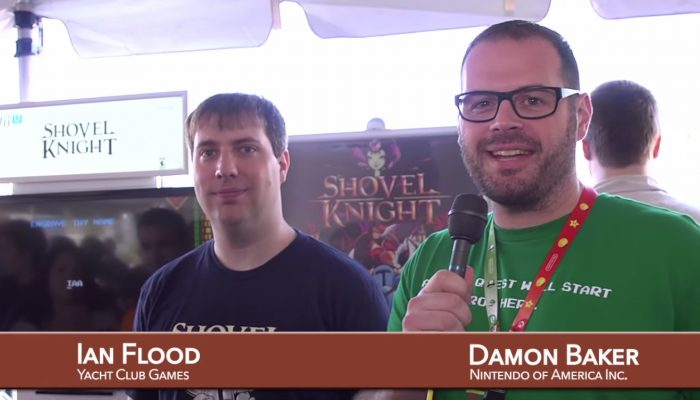 Shovel Knight – IndieCade Developer Interview