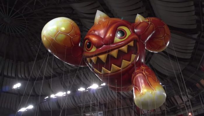 Skylanders – Macy's Thanksgiving Day Parade Eruptor Balloon Featurette