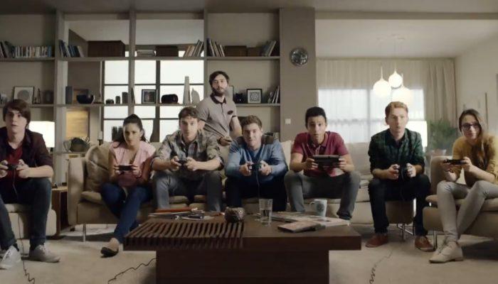 Super Smash Bros. for Wii U – TV Commercial