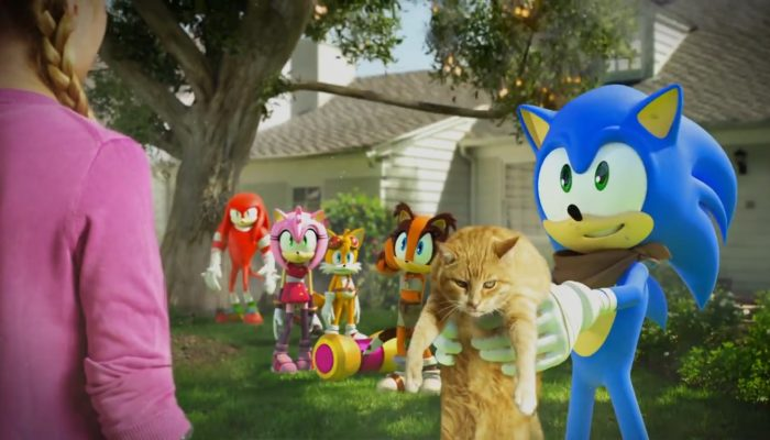 Sonic Boom: Rise of Lyric – TV Commercial