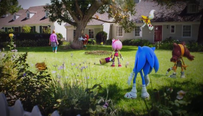 Sonic Boom: Shattered Crystal – TV Commercial