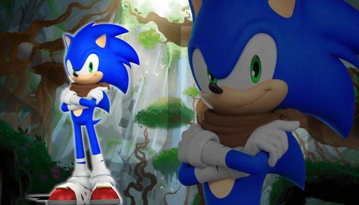 Sonic Boom – Japanese Sonic Trailer
