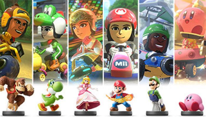 amiibo: Ways to play with Smash Bros. for Wii U, Mario Kart 8 and Hyrule Warriors