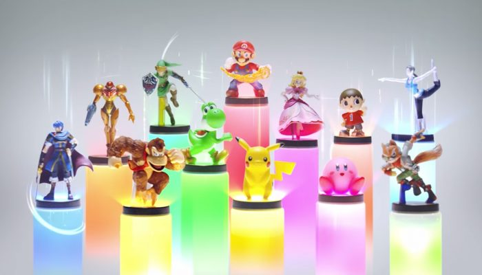amiibo – Little Guys TV Commercial
