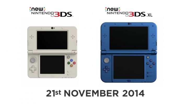 New Nintendo 3DS and New Nintendo 3DS XL – Features Trailer