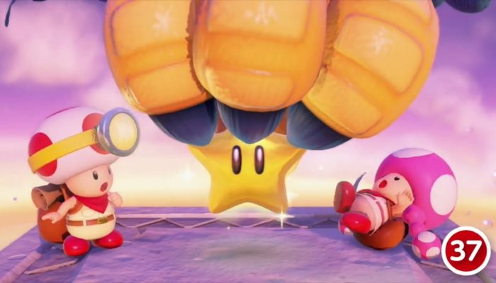 Captain Toad: Treasure Tracker – Mini-Universes Galore Trailer