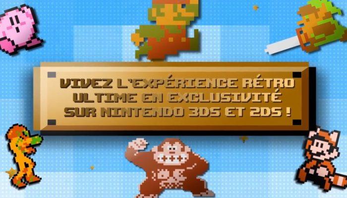 Ultimate NES Remix – Bande-annonce de lancement