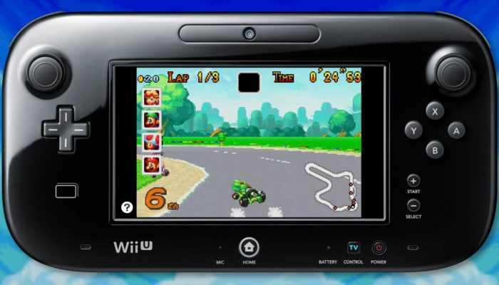 Mario Kart: Super Circuit – Wii U Virtual Console Trailer