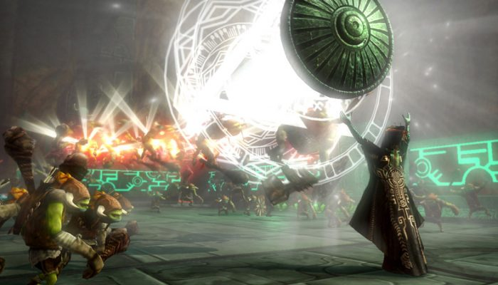 Eiji Aonuma reveals Twili Midna for Hyrule Warriors DLC on Miiverse