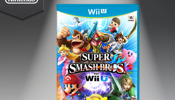 Super Smash Bros. for Wii U named Best Fighting Game at The Game Awards 2014